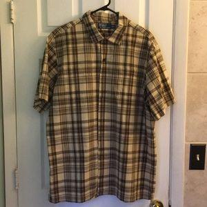 Polo Ralph Lauren Short Sleeve Button Down